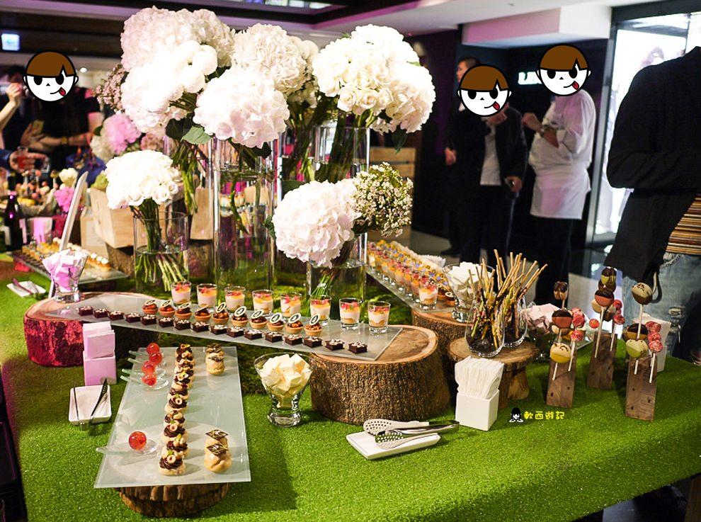 2017麗晶之夜》平均年消費500萬才能入場! VIP頂級封館派對麗晶精品盛大登場