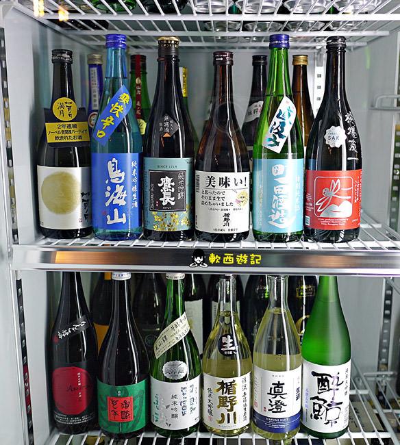 行天宮站美食》心白Shinpaku bistro&bar●當清酒碰上義式料理! 義式日式完美融合餐酒館 來自日本各地的清酒~