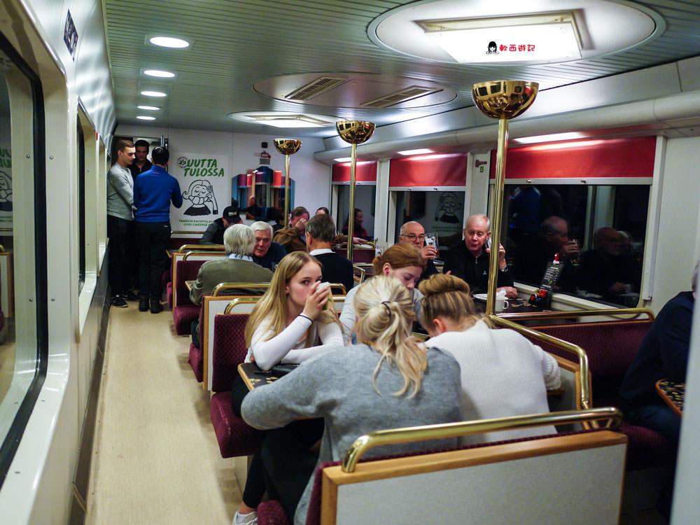 芬蘭極光自由行》羅凡聶米-赫爾辛基交通●芬蘭國鐵VR夜車 臥鋪初體驗 搭上北極特快車!在睡夢中一路跨越芬蘭吧 芬蘭自由行/芬蘭自助