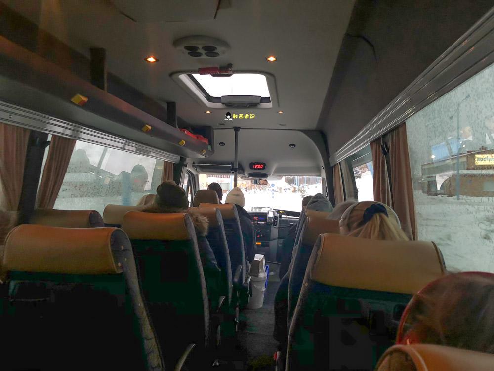 芬蘭極光自由行》芬蘭Rovaniemi to Inari交通●羅凡聶米-伊納里MATKAHUOLTO長途巴士 羅凡聶米-伊納里交通 芬蘭自由行/芬蘭自助