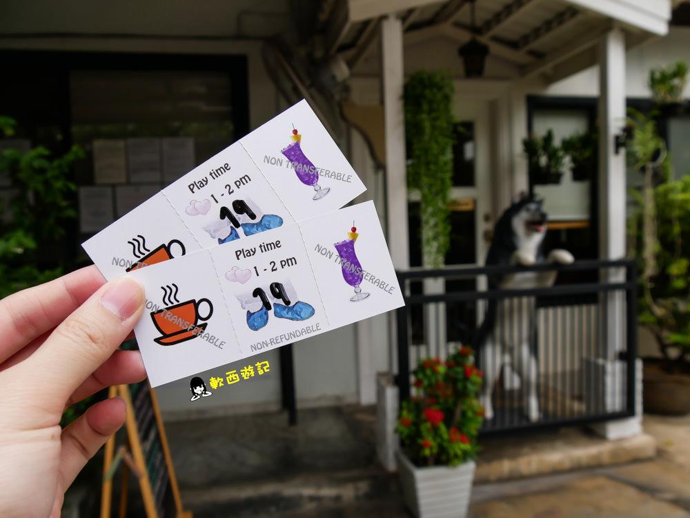 泰國曼谷景點推薦》TrueLove at Neverland●泰國曼谷哈士奇咖啡廳 20隻哈士奇陪你喝下午茶! 曼谷哈士奇咖啡廳 TrueLove at Neverland交通