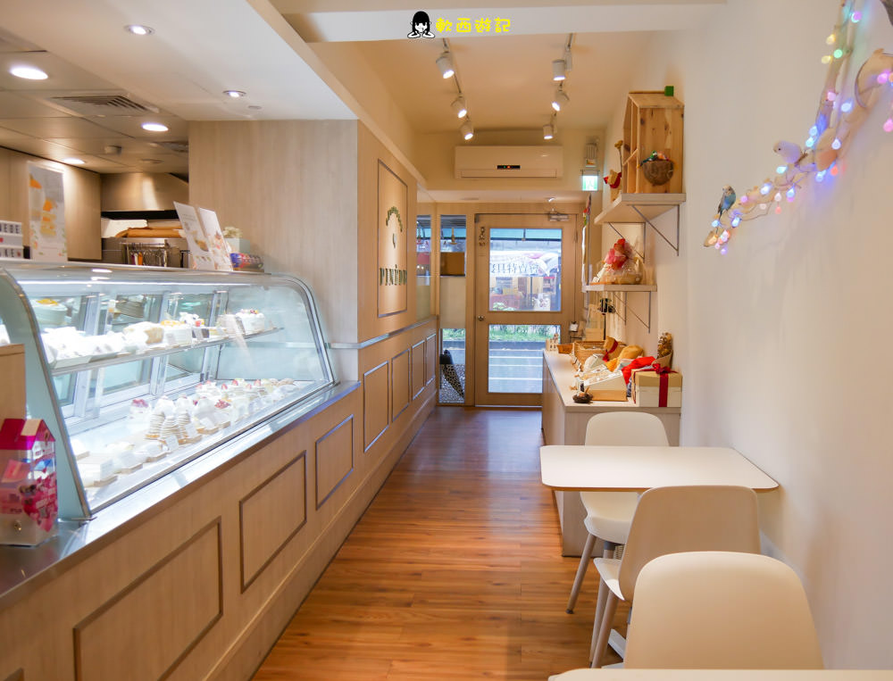 民生社區咖啡廳推薦》PINEDE彼內朵●來自日本名古屋法式甜點店 民生社區不限時咖啡廳/有插座/有WIFI 民生社區美食