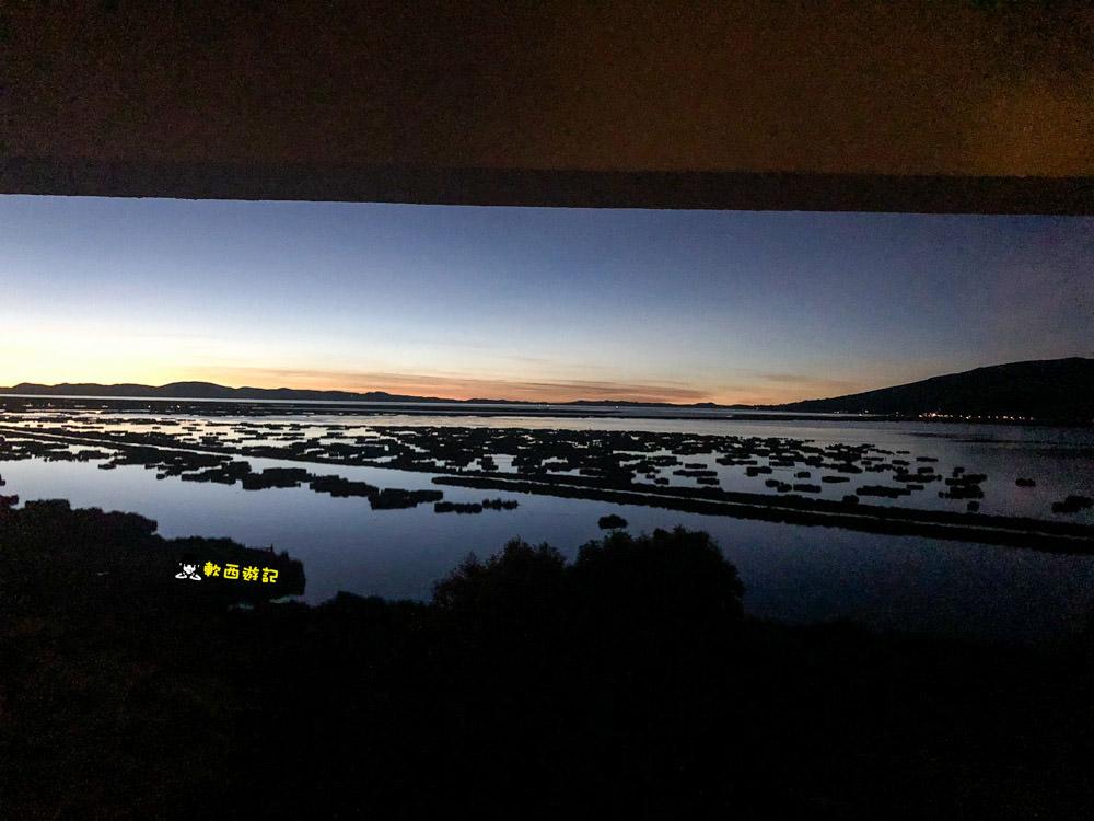秘魯普諾住宿推薦》普諾喀喀湖自由酒店Libertador Lago Titicaca Puno●普諾住宿推薦 的的喀喀湖全景 普諾住宿/秘魯住宿