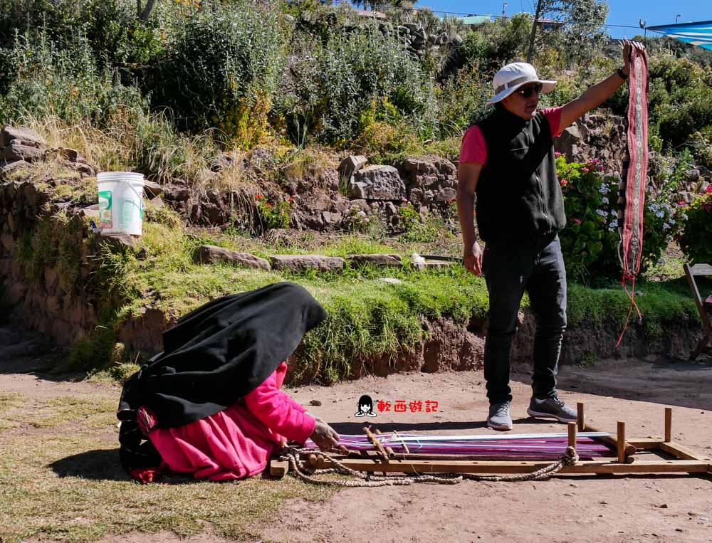 秘魯的的喀喀湖景點推薦》的的喀喀湖一日遊●的的喀喀湖One Day Tour 漂浮蘆葦島/塔奎勒島Taquile Island一日遊 蘆葦島水上人家