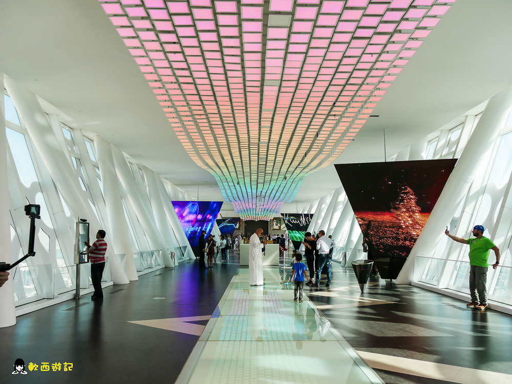 阿聯酋杜拜景點推薦》杜拜之框Dubai Frame●超狂杜拜新地標~斥資百億打造全鍍金黃金相框! 50層樓高透明觀景窗 杜拜景點 杜拜之框/杜拜畫框