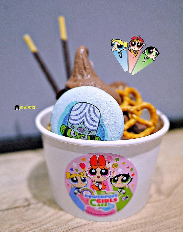 [食記]台北市政府站 飛天小女警X頑食信義期間限定Café 超萌可愛翻天飛天小女警主題餐廳! 期間限定只到9月底