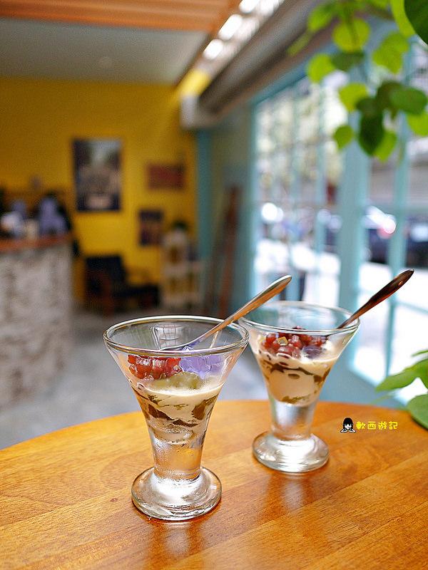 (已歇業)[食記]台北南京復興站 海繩Umi Nawa/Utopa Coffee 是咖啡廳也是日式餐廳! 都市小巷弄內海洋風格小店 不限時咖啡廳