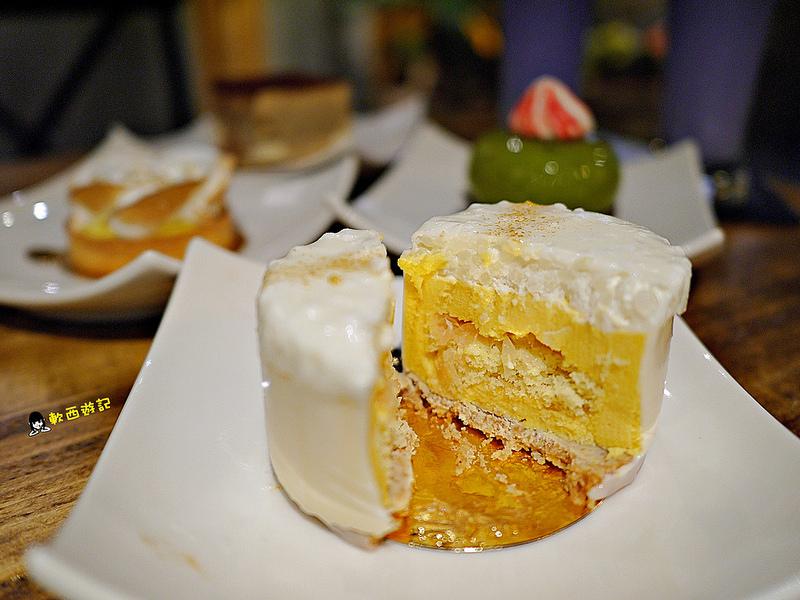 (已歇業)[食記]台北中山國中站 WellMore Pâtisserie維摩法式甜點 台北松山甜點 隱身巷弄中工業風甜點店 精緻法式手工甜點