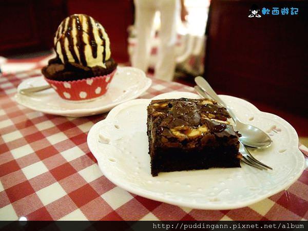 台北公館 cocoBrownies可可布朗尼 多采多姿美味可口甜而不膩布朗尼