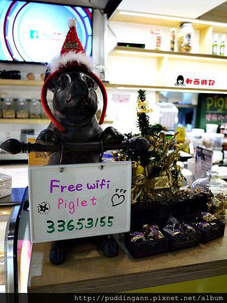 [食記]台北公館 Piglet Friendly cafe彼克蕾友善咖啡館 寵物友善餐廳 毛小孩好去處 *WIFI 附菜單 不限時* 選擇超多單點套餐都可以