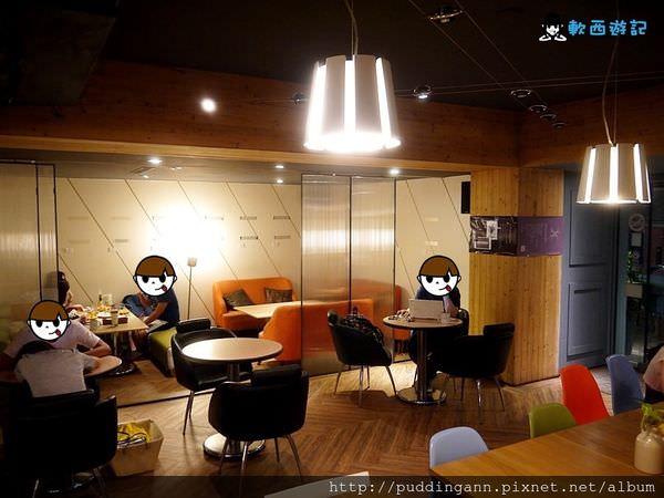 台北南京復興 維圖斯咖啡 Café Vitus 令人驚艷帕尼尼畫龍點睛巧克力磅蛋糕 家庭溫馨木質質感餐廳