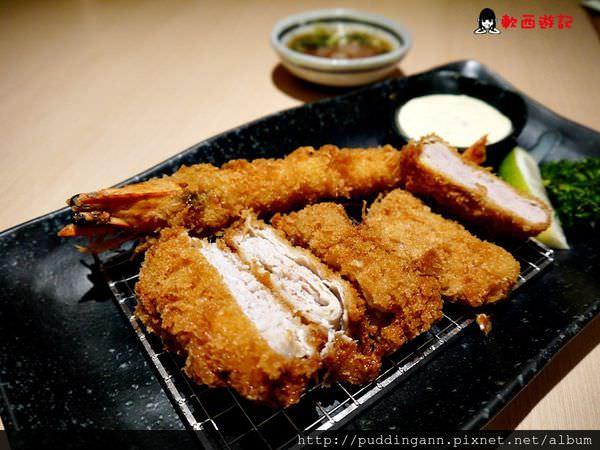 [食記]台北車站 勝博殿 連鎖日式料理也有好好吃酥脆炸起司豬排~