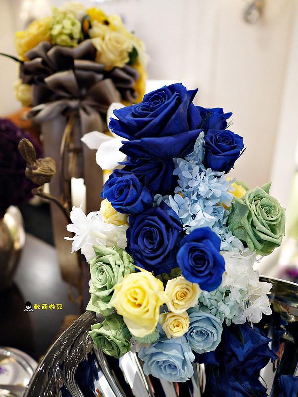 [喜喜]台北中山站 晶華酒店麗晶精品 文華花苑超美婚禮佈置 打造美麗花朵婚禮場景 台北婚禮場所 茱麗亞婚紗/蒂米琪婚紗合作店家
