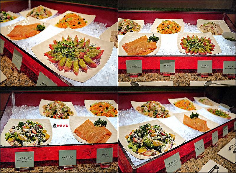 [食記]台北雙連站 國賓飯店 明園西餐廳 自助餐吃到飽 明園價位 新鮮旭蟹/藍蟹/白蝦吃到飽